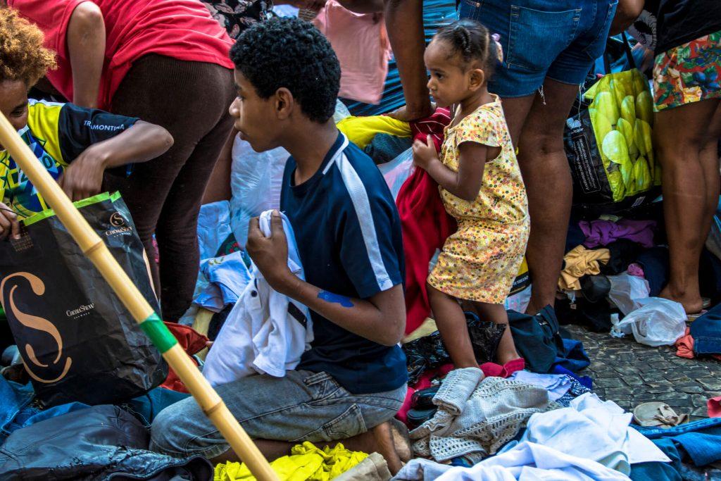 להתנדב עם ילדים בברזיל